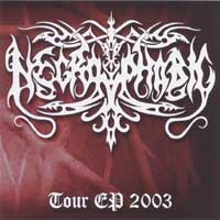Necrophobic - Tour EP 2003
