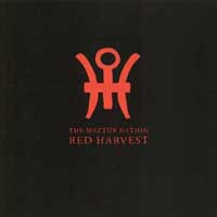 Red Harvest - The Maztürnation