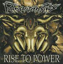 Monstrosity - Rise To power
