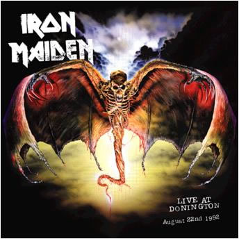 Iron Maiden - Live At Donington