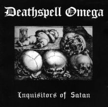 Deathspell Omega - Inquisitors Of Satan
