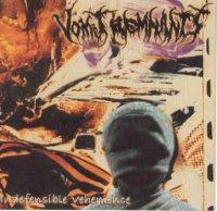 Vomit Remnants - Indefensible Vehemence