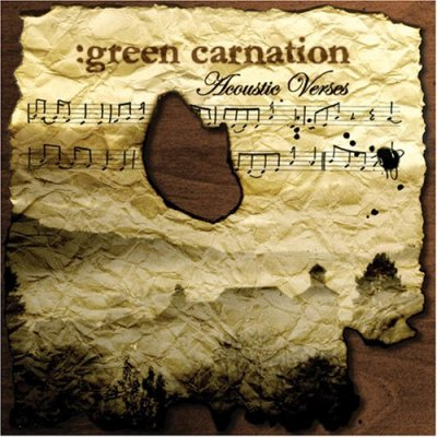 Green Carnation - The Acoustic Verses