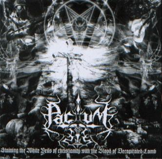 Pactum - Staining The White Veils Of Christianity With The Blood Of Decapited Lamb