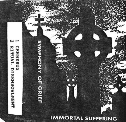 Symphony Of Grief - Immortal Suffering