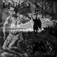 Goatholocaust - Split Goatholocaust/vociferian