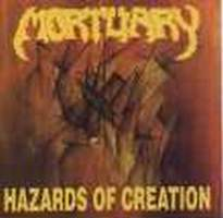 Mortuary - Hazards Of Creation