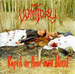 Vomitory - Raped In Their Own Blood